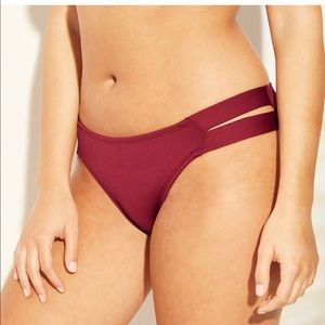 Mossimo Medium Coverage Hipster Bikini Bottom